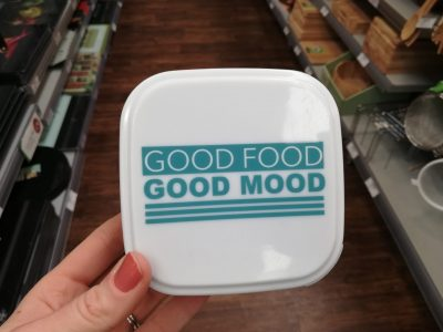 Dunelm Snackboxes Good Food Good Mood