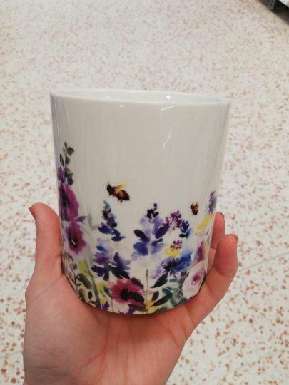 Morrisons Floral Flourish RangeCandle