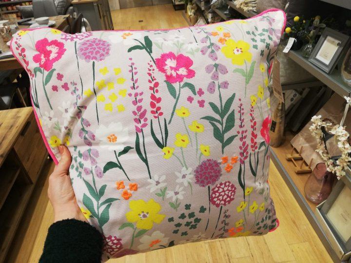 Next Floral Cushion