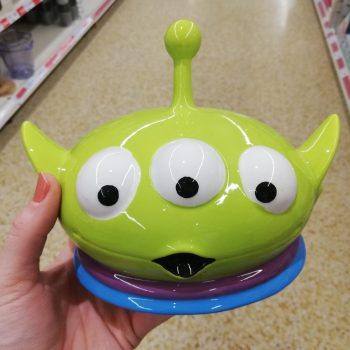 Sainsburys Money Box Toy Story Alien
