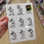 Sainsburys Micky Mouse Notebook