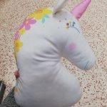 Morrisons Unicorn Cushions