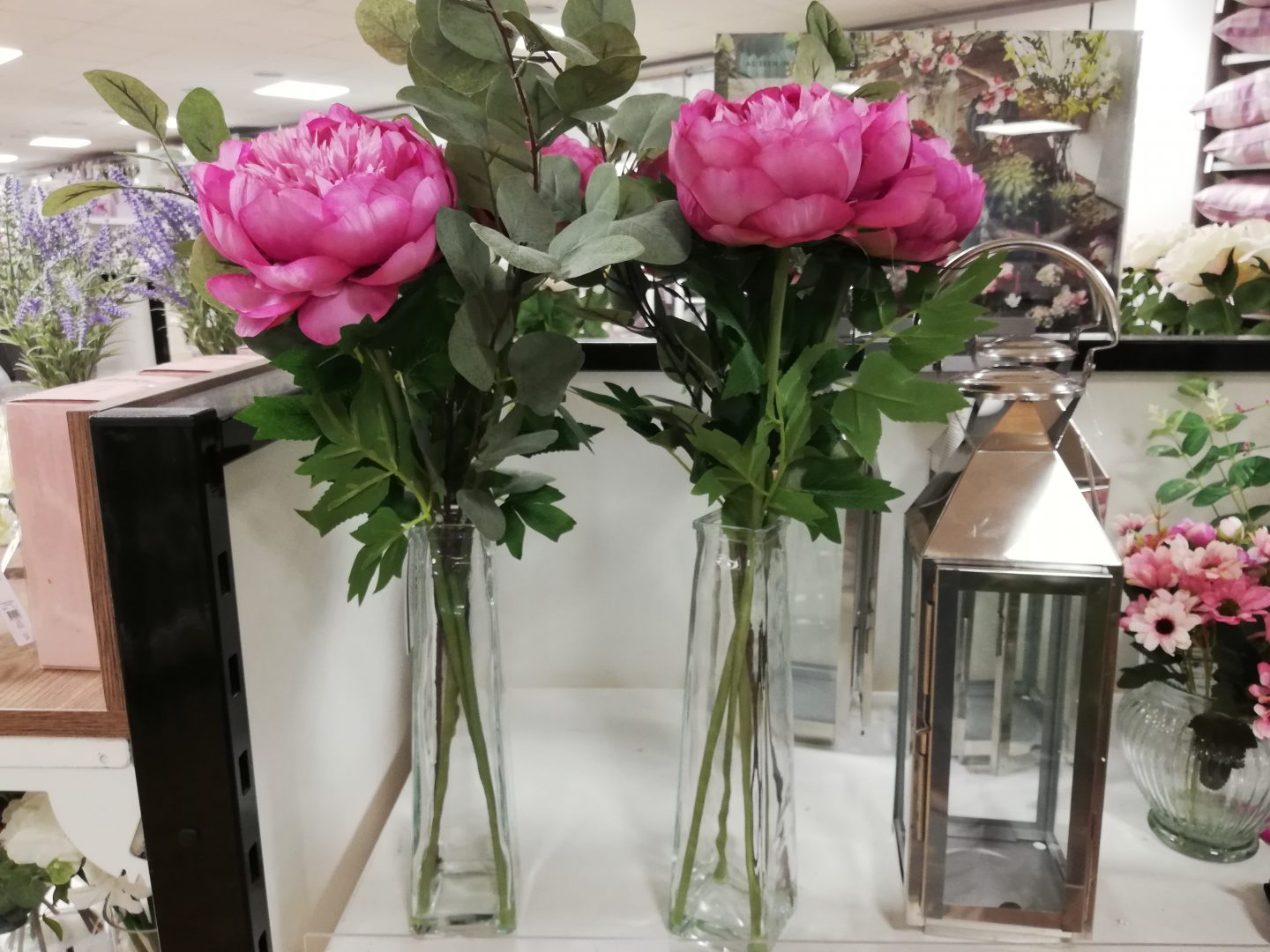 Beautiful Faux Peonies Michy Finds